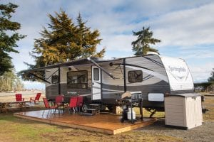 Stay-in-Place RV Rentals